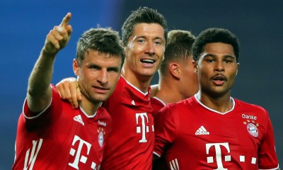 bayern munich lewandowsky