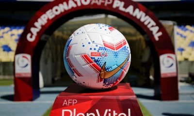futbol campeonato primera division
