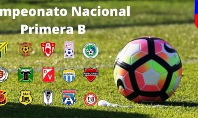 primera b futbol chileno