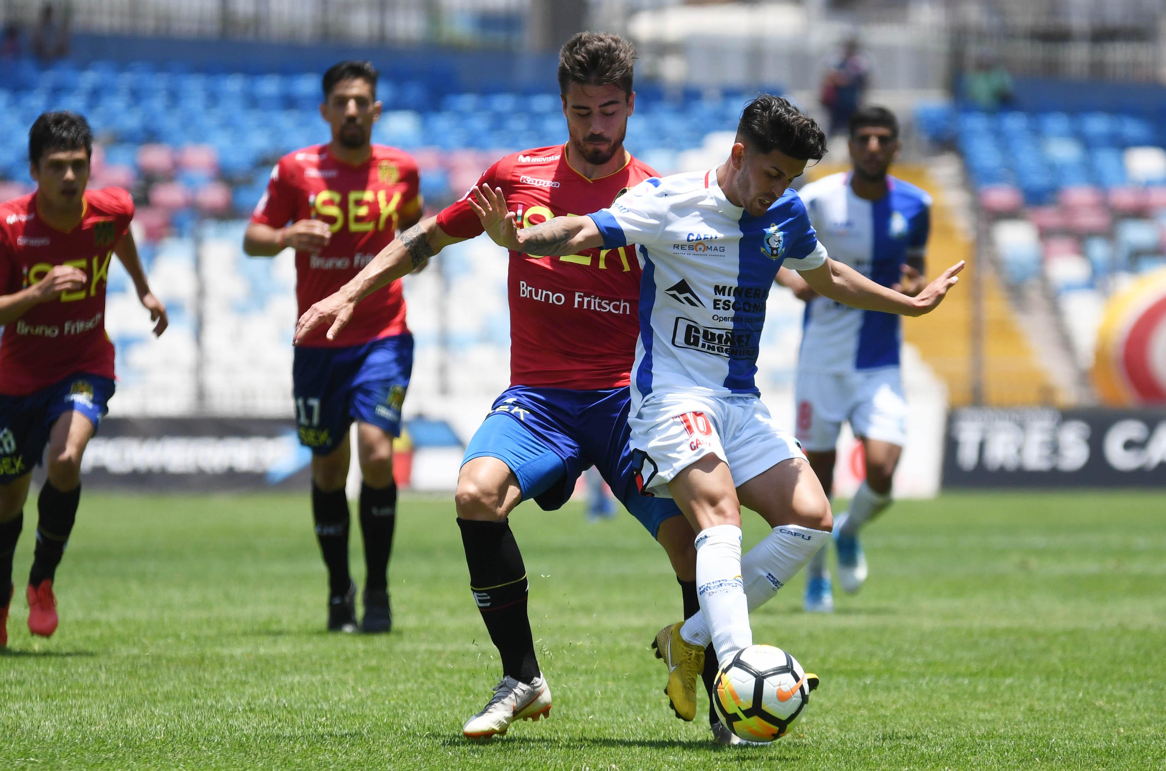 Deportes Antofagasta vs Union Española