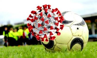 coronavirus futbol