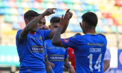 audax italiano gol