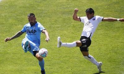 Colo Colo volvió a perder en el Monumental, esta vez ante Iquique por 2 a 0.