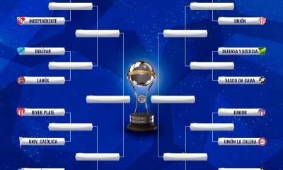 copa sudamericana octavos de final