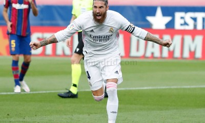 gol ramos real madrid barcelona