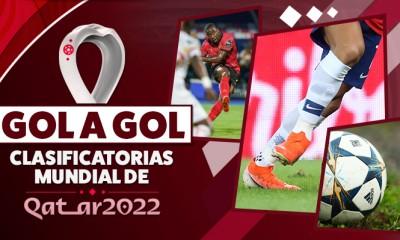 goles clasificatorias 2020