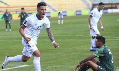 lautaro martinez gol argentina