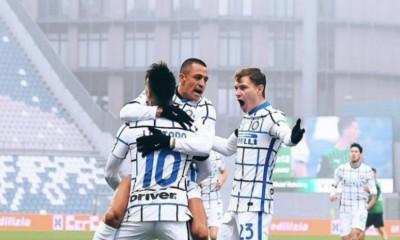 alexis gol inter