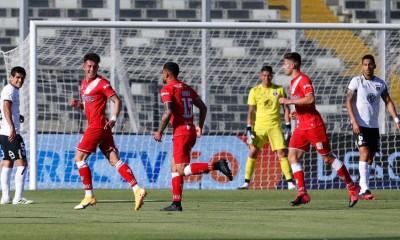 Colo Colo cayó ante Curicó unido y es último en el torneo chileno.