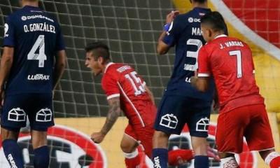 penal stefanelli gol u calera universidad de chile