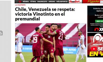 venezuela chile