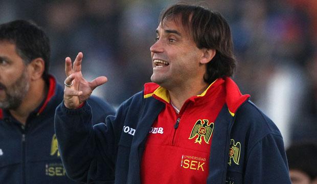 José Luis Sierra será el nuevo entrenador de Colo Colo.