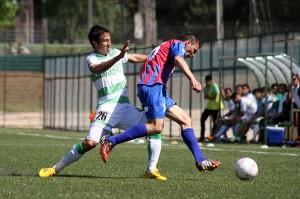 Sin goles empataron Iberia y Deportes Temuco.