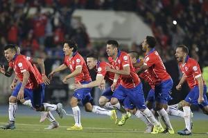 Chile Campeón de América.