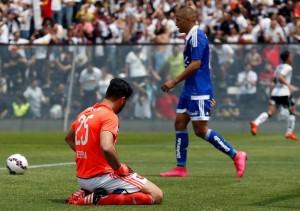 Herrera sufrió una vez más a Paredes.