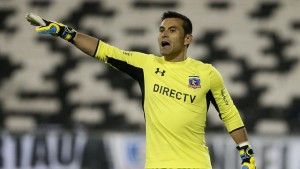 "Justo Villar: ""Logramos sacar adelante un partido complicado""."