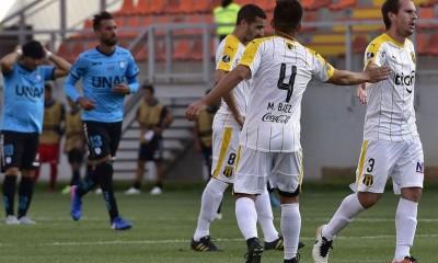 Iquique no fue capaz de ganar en su debut en la Copa Libertadores y cayó como local ante Guaraní.