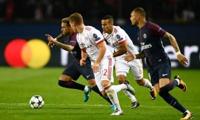 El PSG le pasó por encima al Bayern de Arturo Vidal. El chileno jugó los 90 minutos.