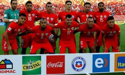 Ya está la nómina de Chile para los partidos finales de las clasificatorias.