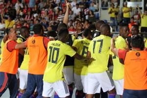 CHILE Sub 20 vs Colombia (Sudam Sub 20 Nota 1)