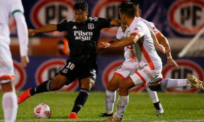 Colo Colo venció a Cobresal en El Salvador