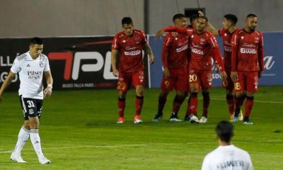 Ñublense mostró su superioridad ante un juvenil Colo Colo