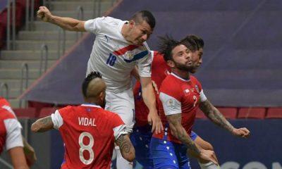 Chile cayó ante Paraguay en la Copa América.