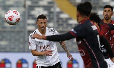 Colo Colo le ganó 2 a 0 a Antofagasta en el Monumental