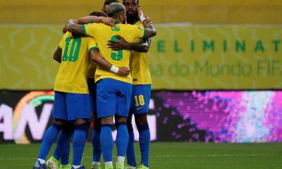 Brasil le ganó fácil a Perú y ya está casi clasificado a Qatar 2022