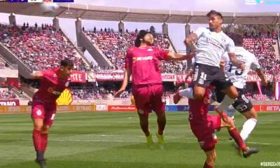 Marcos Bolados fue la figura en el triunfo de Colo Colo ante La Serena al anotar dos goles.